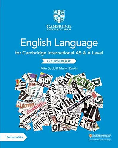 Cambridge International AS and A Level English Language Coursebook (ISBN:9781108455824)