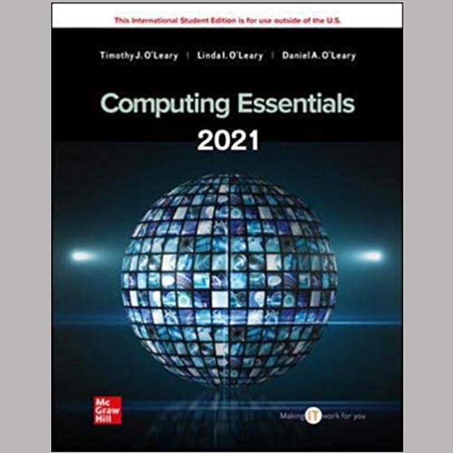 Ise Computing Essentials 2021 (ISBN:9781260570755)
