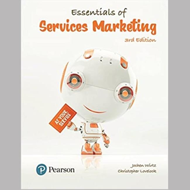 Essentials of Services Marketing (ISBN:9781292089959)