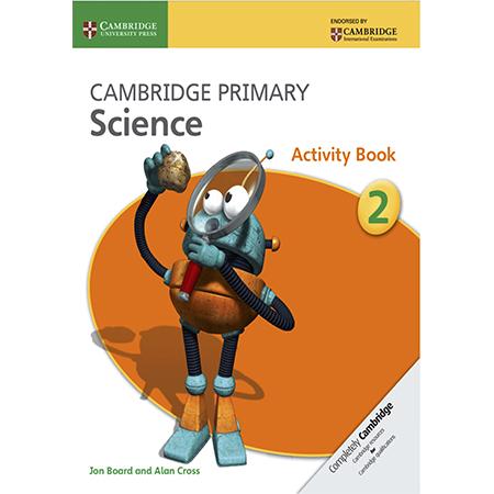 Cambridge Primary Science Stage 2 Activity Book (ISBN: 9781107611436)