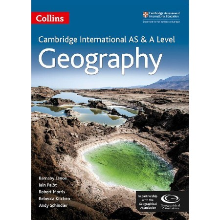 Collins Cambridge International AS & A Level Geography Student\'s Book (ISBN: 9780008124229)