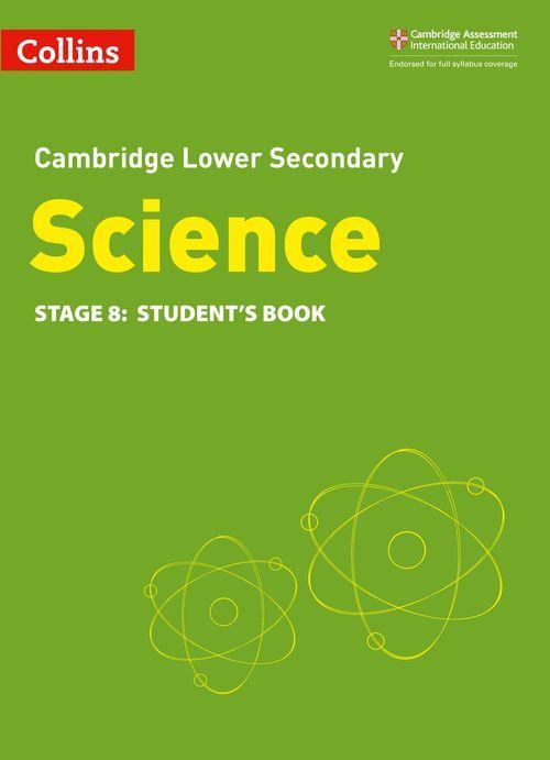 Camb Lower Sec Science SB: Stg8 2ed (ISBN:9780008364267)