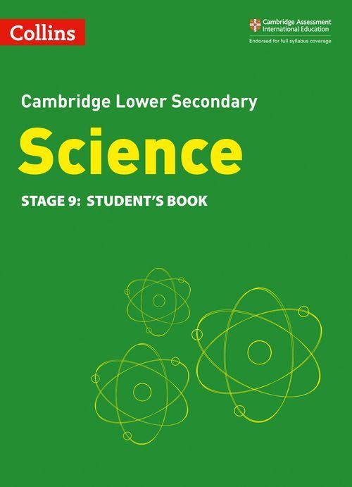 Camb Lower Sec Science SB: Stg9 2ed (ISBN:9780008364274)
