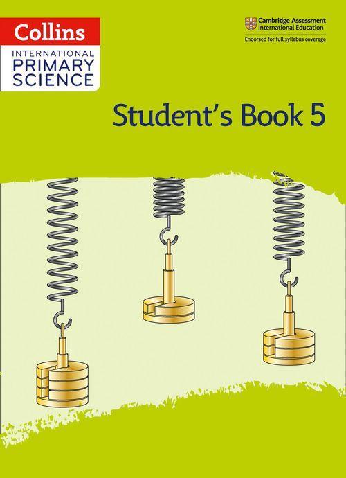 Camb Int Prim Science: SB5 2ed (ISBN:9780008368913)
