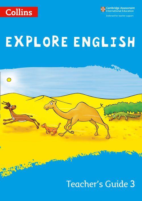 Camb Prim Eng as 2nd Lang (Explore) TG3 (ISBN:9780008369248)
