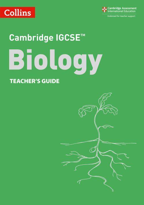 Camb IGCSE Biology TG (ISBN:ISBN:9780008430870)