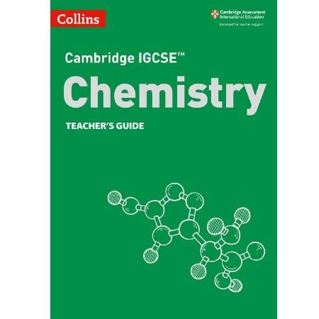 Camb IGCSE Chemistry TG (ISBN:9780008430894)