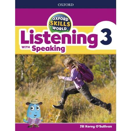 Oxford Skills World Level 3 Listening with Speaking Student Book (ISBN: 9780194113380)