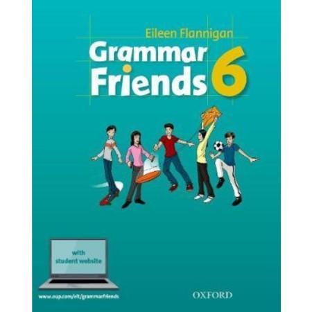 Grammar Friends 6 Student Book (ISBN: 9780194780056)