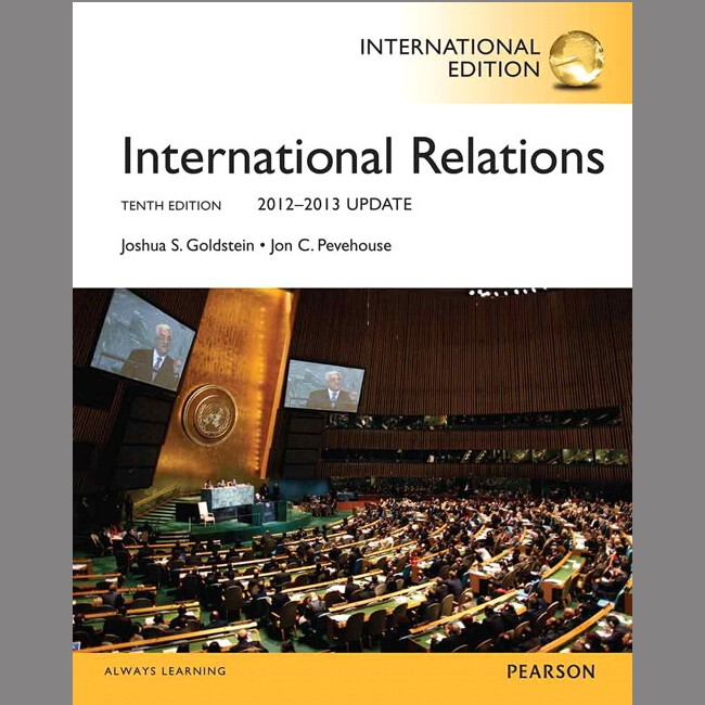 International Relations (ISBN: 9780205909506)