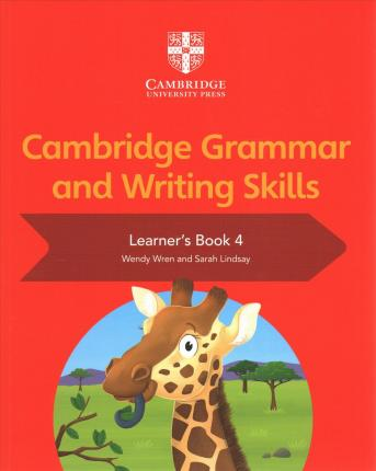 NEW CAMBRIDGE GRAMMAR AND WRITING SKILLS LEARNER\'S BOOK 4 (ISBN:9781108730624)