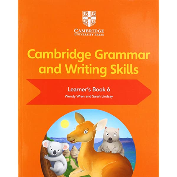 NEW CAMBRIDGE GRAMMAR AND WRITING SKILLS LEARNER\'S BOOK 6 (ISBN:9781108730655)