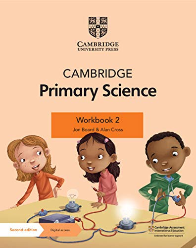 Cambridge Primary Science Workbook with Digital Access Stage 2 (1 year) (ISBN:9781108742757)