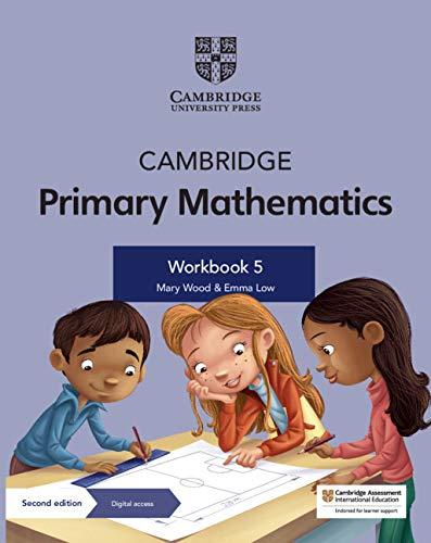 Cambridge Primary Mathematics Workbook with Digital Access Stage 5 (1 year) (ISBN:9781108746311)