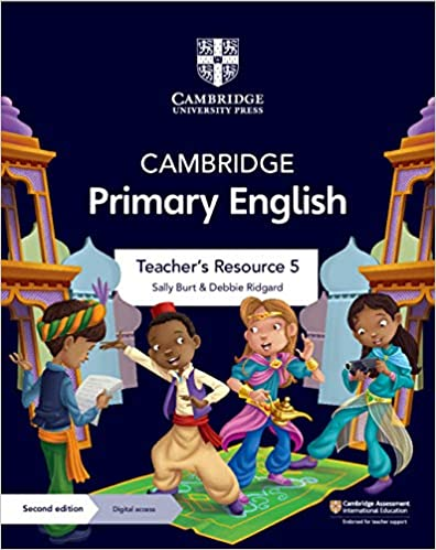 Cambridge Primary English Teacher's Resource with Digital Access Stage 5 (ISBN:9781108771191)