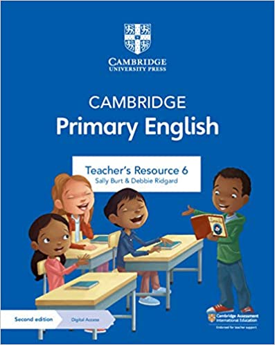 Cambridge Primary English Teacher's Resource with Digital Access Stage 6 (ISBN:9781108771214)