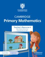 Cambridge Primary Mathematics Teacher's Resource with Digital Access Stage 6 (ISBN:9781108771368)