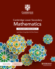 Cambridge Lower Secondary Mathematics Teacher's Resource with Digital Access Stage 9 (ISBN:9781108783897)
