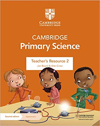 Cambridge Primary Science Teacher's Resource with Digital Access Stage 2 (ISBN:9781108785068)