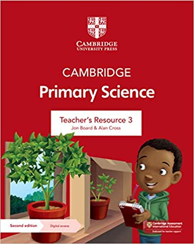 Cambridge Primary Science Teacher's Resource with Digital Access Stage 3 (ISBN:9781108785105)