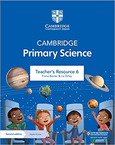 Cambridge Primary Science Teacher's Resource with Digital Access Stage 6 (ISBN:9781108785365)