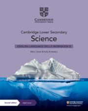 Cambridge Lower Secondary Science English Language Skills Workbook Stage 8 (1 year) (ISBN:9781108799058)