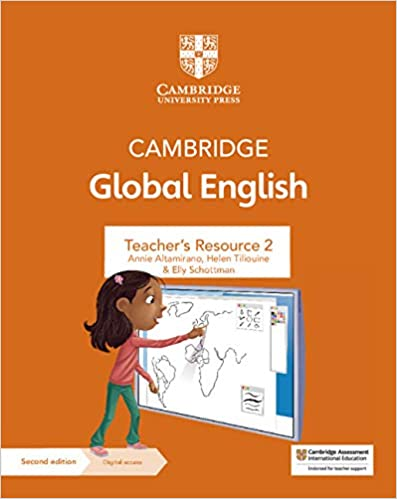 Cambridge Global English Teacher's Resource with Digital Access Stage 2 (ISBN:9781108921633)