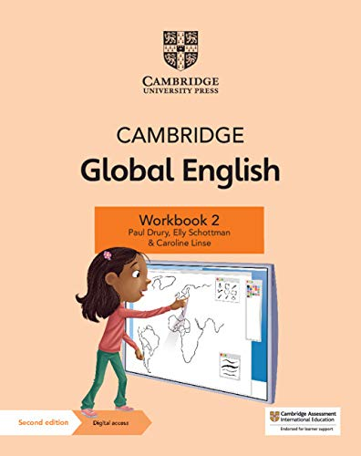 Cambridge Global English Workbook with Digital Access Stage 2 (ISBN:9781108963657)