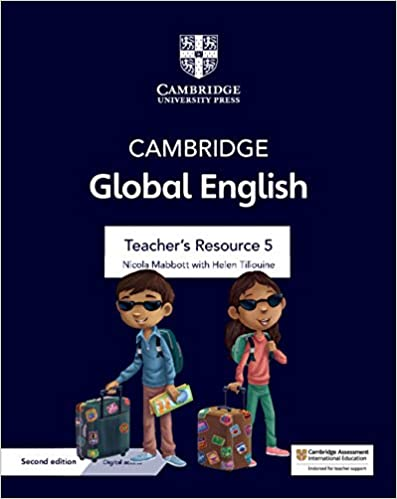 Cambridge Global English Teacher's Resource with Digital Access Stage 5 (ISBN:9781108963824)