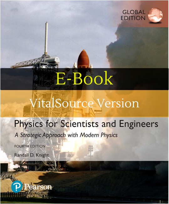 Physics for Scientists and Engineers: A Strategic Approach with Modern Physics, Global Edition (ISBN: 9781292157436)