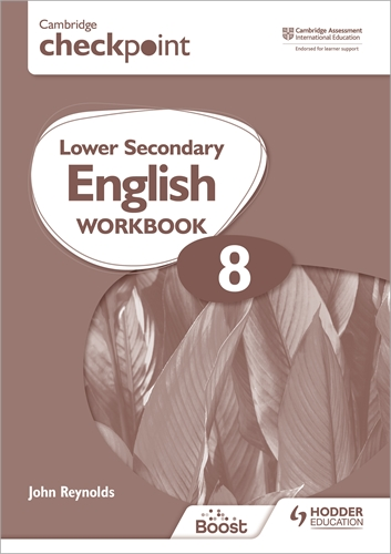 CAMB CHECKPOINT LOW SEC ENG WORKBK 8: 2ED (ISBN:9781398301344)