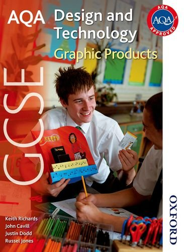 AQA GCSE Design and Technology: Graphic Products (ISBN: 9781408502747)