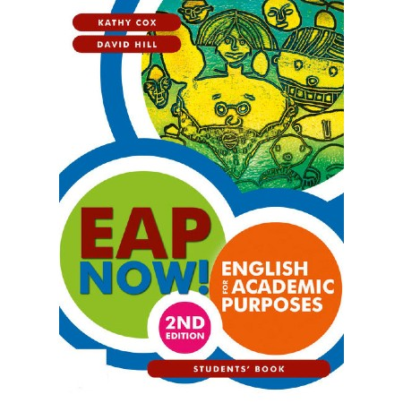 EAP Now! English for Academic Purposes Students' Book, 2nd Edition (ISBN: 9781442528499)