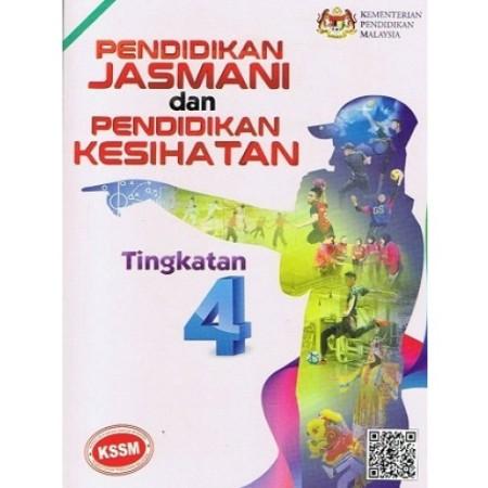 Buku Teks Pendidikan Jasmani Dan Pendidikan Kesihatan Tingkatan 4 (ISBN: 9789673884964)