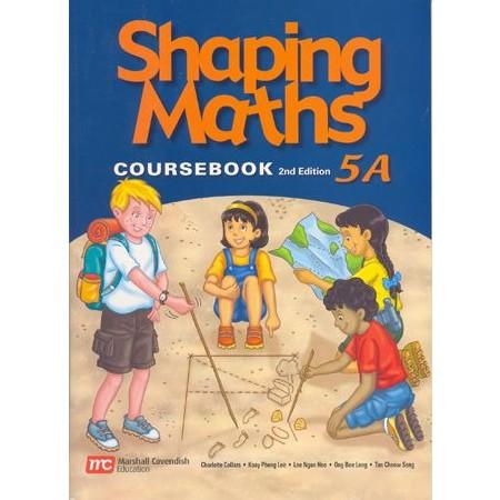 Shaping Maths Coursebook 5A (3E) (ISBN: 9789810109639)