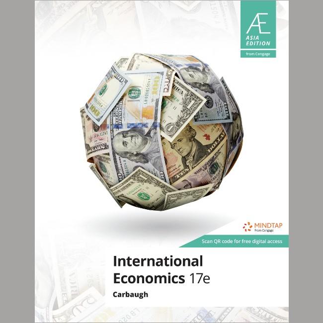 AE INTERNATIONAL ECONOMICS 17TH EDITION (ISBN:9789814853477)