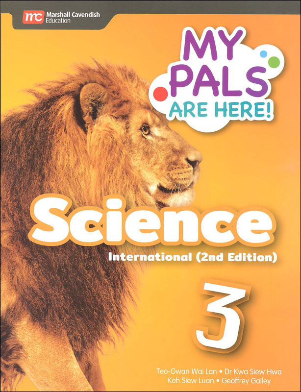 MPAH! SCIENCE INTERNATIONAL (2ND ED) TB PRIMARY 3 (ISBN:9789814861427)
